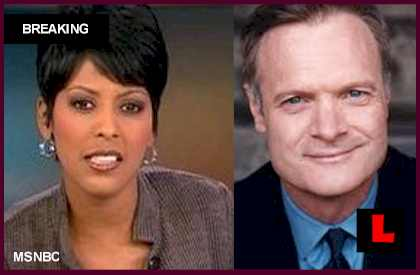 Tamron Hall, Lawrence O'Donnell Getting Serious: REPORTS