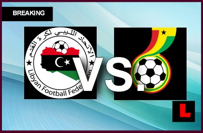 Ghana 1-2-2014 match chan 2014 final African Nations Championship 2014 ...