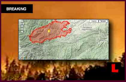 Little Bear Fire Ruidoso Map Grows, New Mexico Wildfires Resources Added