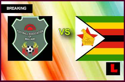Malawi vs. Zimbabwe 2013 Delivers Friendly Match en vivo live score results today