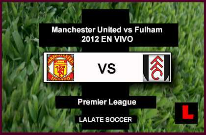 fulham vs man united - photo #36