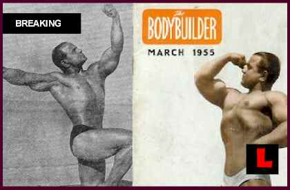 Manohar Aich, Mr. Universe 1952, Photos Deliver Health Inspiration for Youth