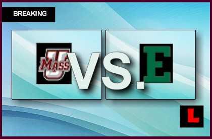 Massachusetts vs. Eastern Michigan 2013 Prompts Score ...