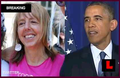 Medea Benjamin, Code Pink: Obama Heckler Interrupts Speech Todayl