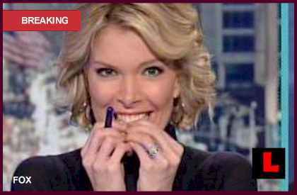 Megyn Kelly Frightened by Fox News Animation Alert