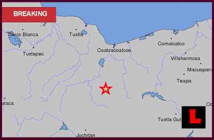 Mexico Earthquake Today 2012 Strikes Veracruz