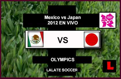 Mexico vs Japan 2012: Herrera Battles in Olympics Soccer Showdown futbol semifinals