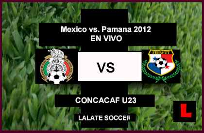 Mexico vs. Panama 2012 Prompts CONCACAF U23 Showdown with Alan Pulido