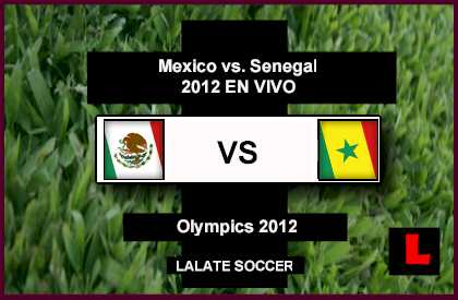 Mexico vs. Senegal 2012: Olympics Quarterfinals Heads to Wembley