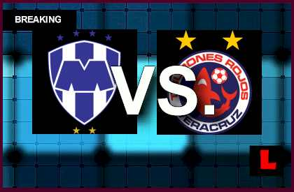 Monterrey vs Veracruz 2014 Score Struggle Strikes Liga MX Table soccer futbol mexico