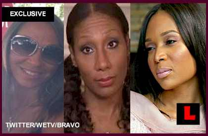 Mynique Smith RHOA Cast 2014 To Change: Towanda Braxton, Marlo hampton