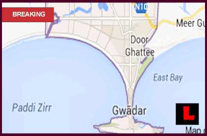 New Island Pictures from Pakistan Earthquake Shock Gwadar
