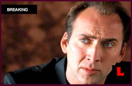 Nic Cage Vegas Lifestyle Slows Down Pace