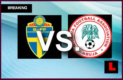 Nigeria vs. Sweden 2013 Score Ignites World Cup U17 Semifinals live score results channel today game