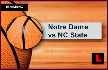 Notre Dame vs NC State 2015 Score Heats Up AP Top 25 College Basketball