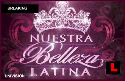 Nuestra Belleza Latina 2013 Results Reveal Top 4 Finalists