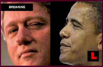 Obama Clinton Beef Mitt Romney Confronts Clinton Doctrine