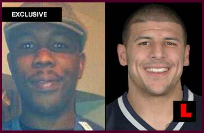 Odin Lloyd, Aaron Hernandez Linked by Girlfriend: EXCLUSIVE