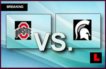 Ohio State vs. Michigan State 2013 Score Determines Big ...