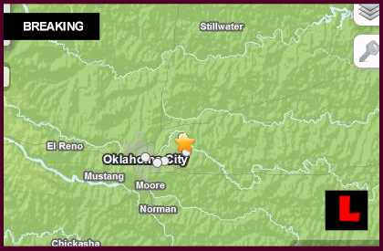 Oklahoma Earthquake 2013 Strikes Near Oklahoma City
