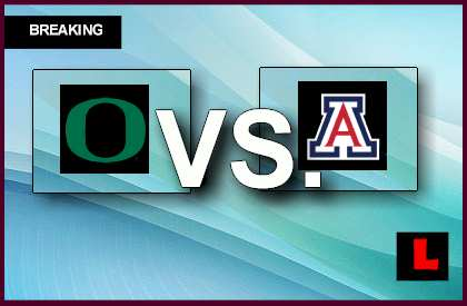 Oregon vs. Arizona 2014 Prompts College Basketball Score Battle live score results channel today game