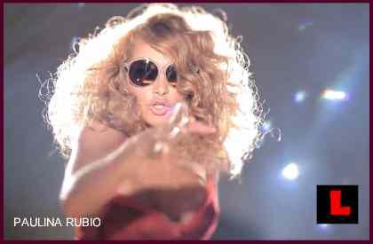 Paulina Rubio Me Gustas Tanto Music Video Generates Praise