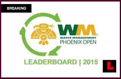 PGA Leaderboard 2015: Palmer Surges Waste Management Phoenix Open