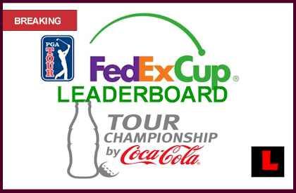 Pga tour championship 2013 leaderboard to reveal fedex cup winner - Coca cola championship table ...