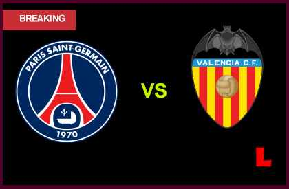 PSG vs Valencia 2013: David Beckham Joins Lineup, Not Starting