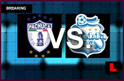 Pachuca vs. Puebla 2014 Delivers Score Battle in Liga MX Table en vivo soccer futbol mexico