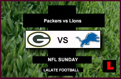 score live Packers vs. Lions 2012: Aaron Rodgers Seeks Seventh Win