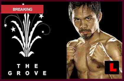 Pacquiao on Obama Comments Prompt Banning from The Grove