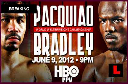 Pacquiao Decision Cools Bradley vs Pacquiao Rematch for Pacman