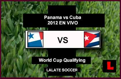 Panama vs Cuba 2012 Renew Classic Rivalry Tonight