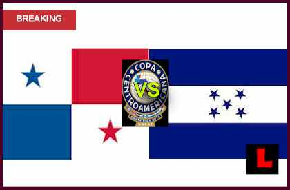en vivo live score results Panama vs. Honduras 2013 Struggle in Copa Centroamericana Group B