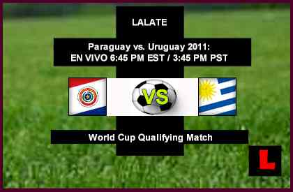 Paraguay vs. Uruguay 2011: Luis Suarez and Diego Forlan Anxious for Rematch