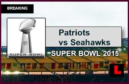 Patriots vs Seahawks 2015 Super Bowl Score: Chris Matthews Stuns at Half