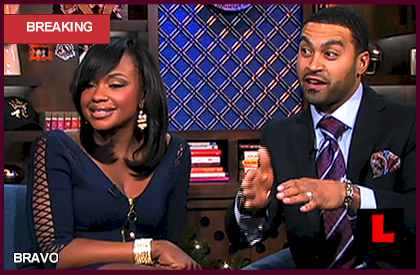 Phaedra Parks Divorce? Apollo Nida Bank Fraud Charges Strike RHOA