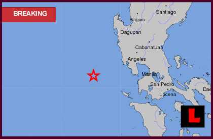 Philippines Earthquake Today 2013 Strikes Near Cabra