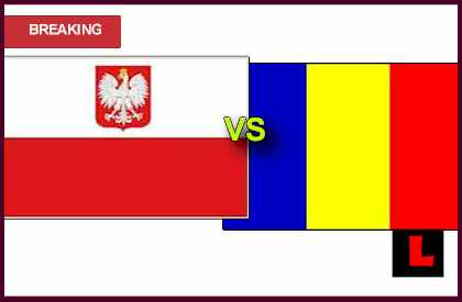 Poland vs Romania 2013 Battle in International Friendly