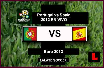 Predictions Spain vs Portugal Euro June 28, 2012