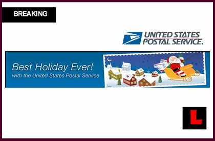 is the Post Office Opens Day After Thanksgiving, Santa Claus Letters Start 