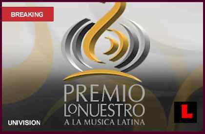 Premio Lo Nuestro 2013 Returns to Univision