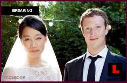 Priscilla Chan, Mark Zuckerberg Wedding Photos Released on Facebook Accounts