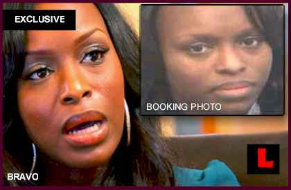 Quadriyyah Webb, Quad Webb-Lunceford Mugshot Reveals Bravo Twist: EXCLUSIVE Quadriyah Quadria married to medicine