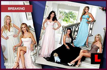 RHOBH Season 3 Cast - Kathy Hilton Could Replace Taylor Armstrong
