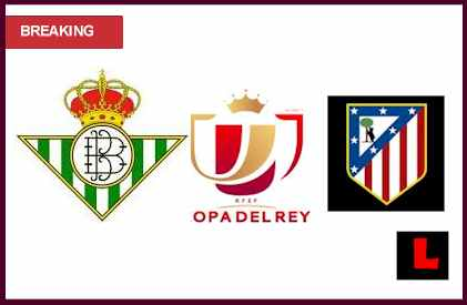 Real Madrid V Atltico Madrid Copa Del Rey As It | Holidays OO