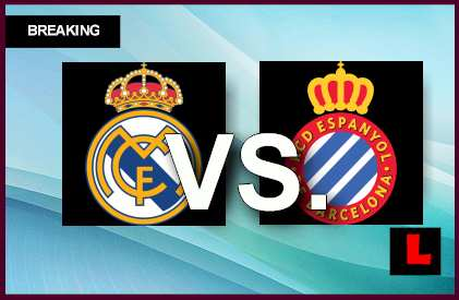 Espanyol vs. Real Madrid 2014 Delivers Copa Del Rey Score Battle en vivo live score results today
