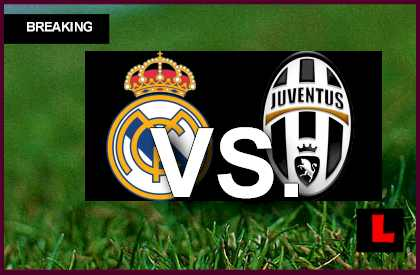 Real Madrid vs. Juventus 2013 Delivers Score Battle in Champions League		 en vivo live score results today