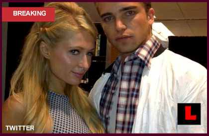 River Viiperi, Paris Hilton Getting Serious